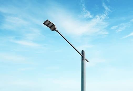 solar panel generated highway lights ATHL Group